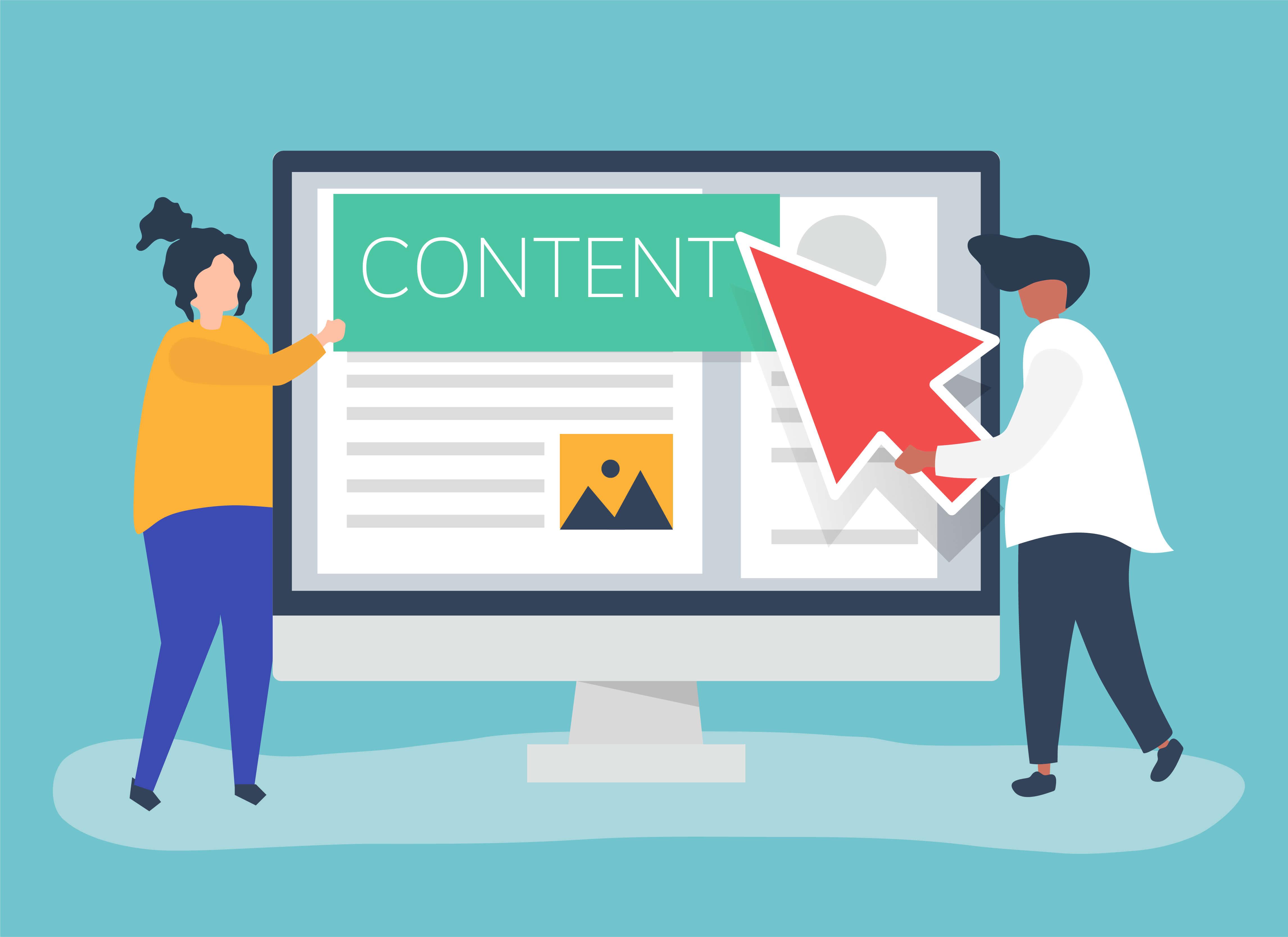 content marketing blue beetle blog