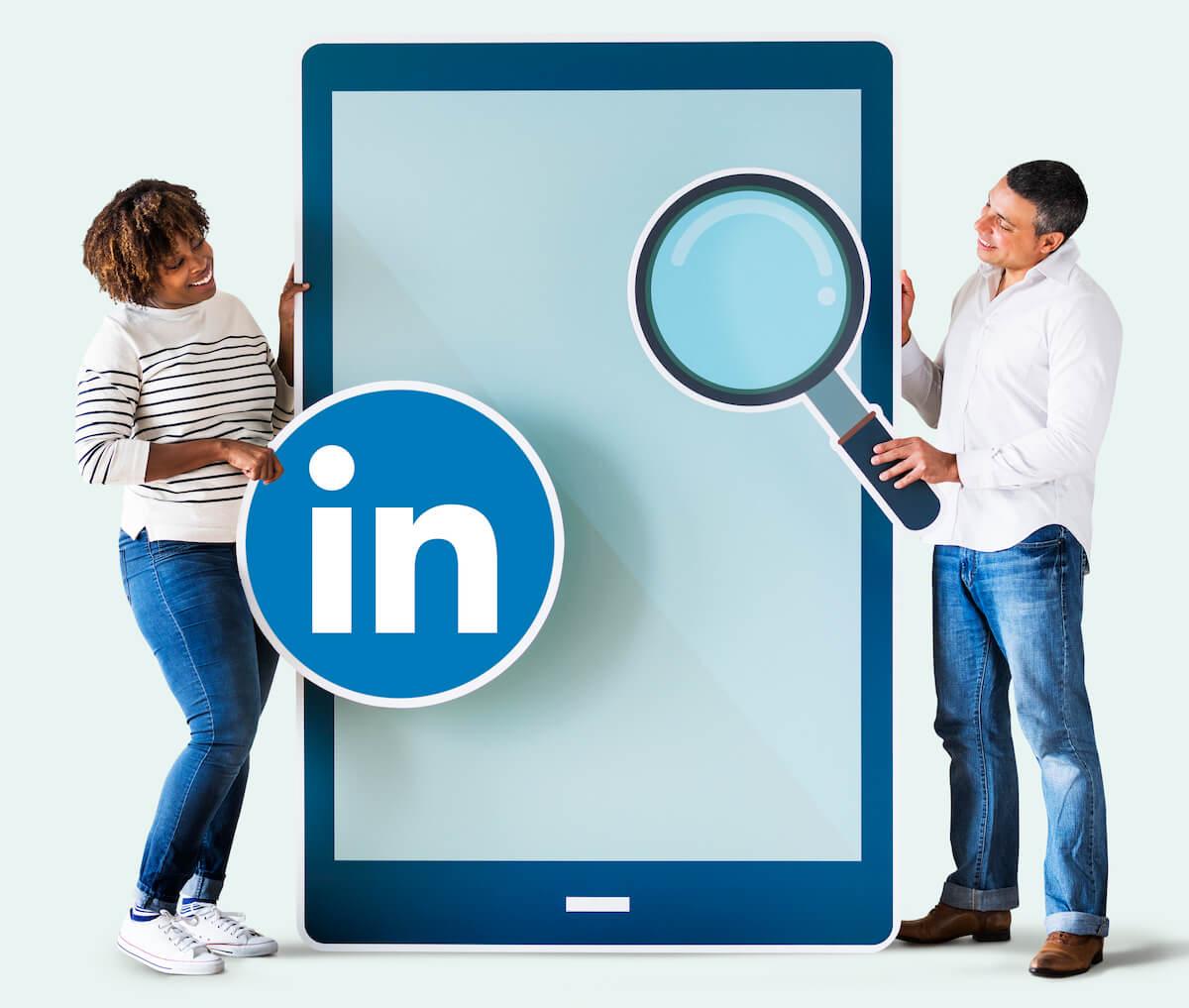 LinkedIn for B2B Social Media