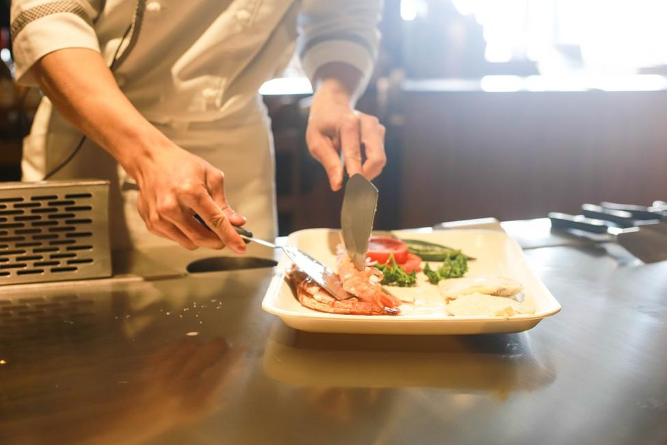 Restaurant - Preparation Dish