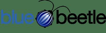 Old Blue Beetle Logo
