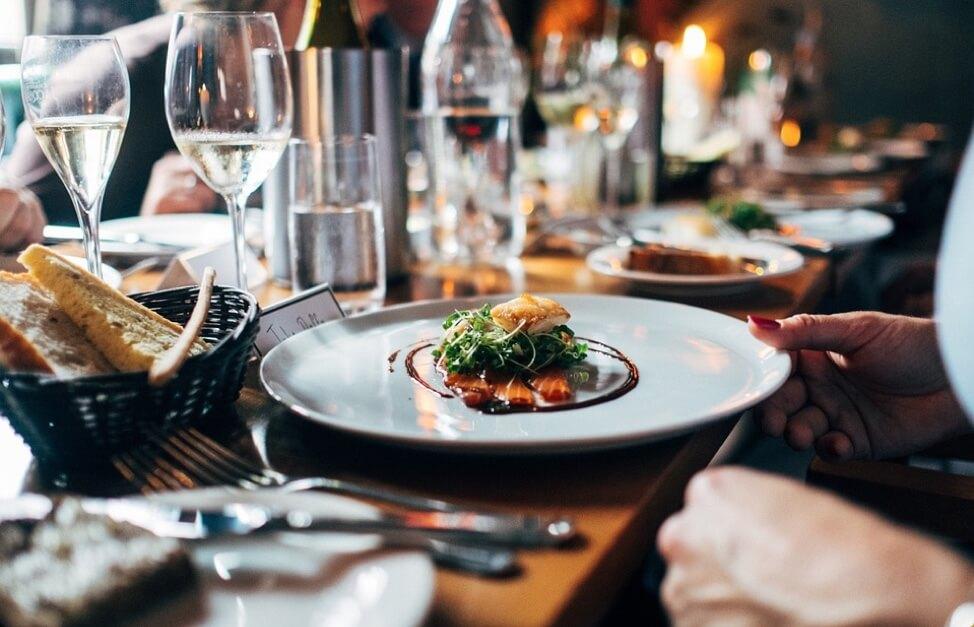 restaurant website design Dubai