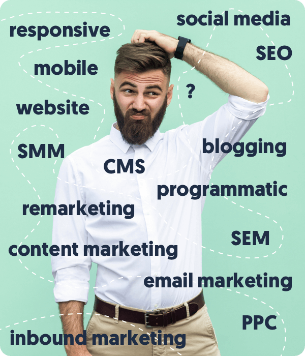 Digital Marketing Options