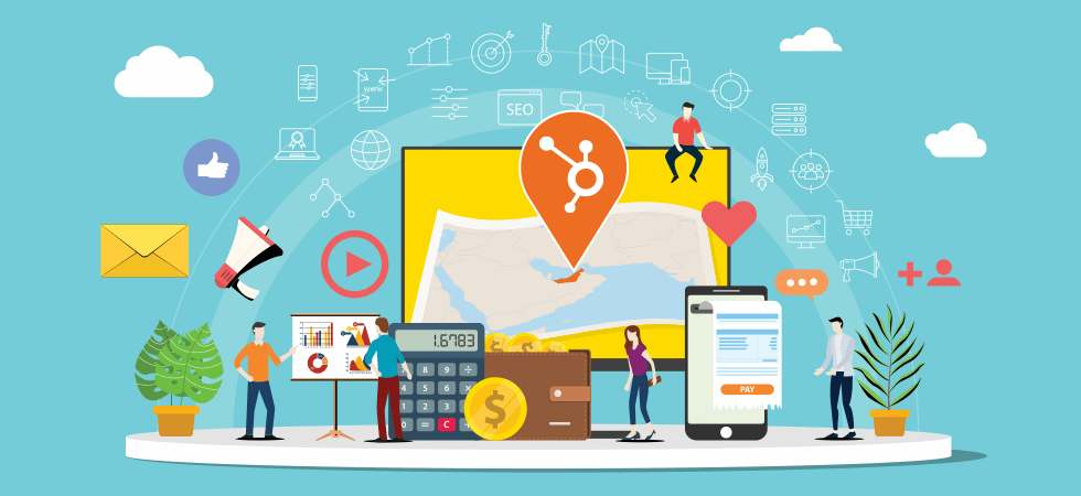 5 Reasons Why HubSpot is a Must for Dubai Based Businesses
